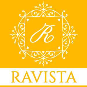 RAVISTA二条スタジオ ラヴィスタ ロゴマーク